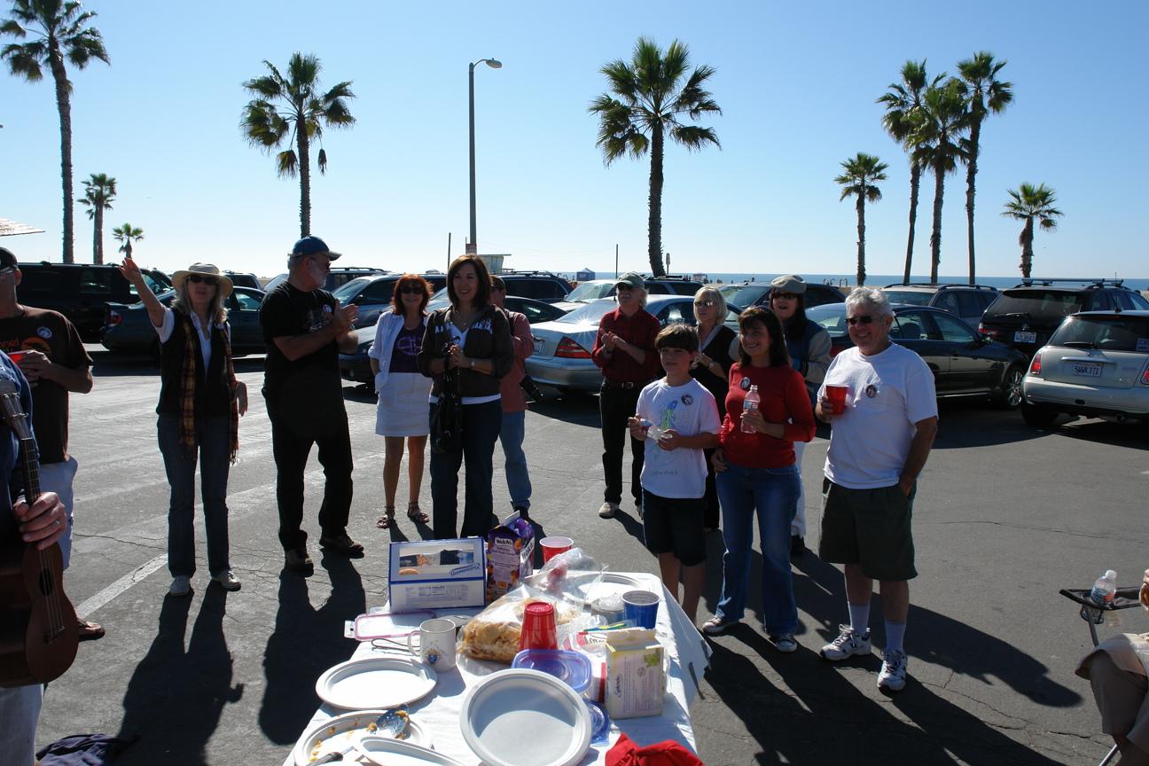 John Meyer 100th Birthday Celebration Surf Party